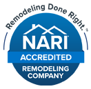 Nari Accredited badge